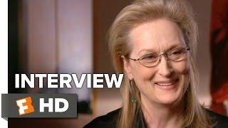 Florence Foster Jenkins Interview  Meryl Streep 2016  Biography Movie