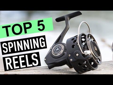 BEST 5: Spinning Reels 2018