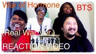BTS War of Hormone REAL War Ver. K-Pop Reaction (Request)