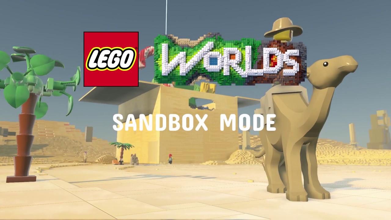 LEGO Worlds - si arricchisce della modalità Sandbox e di nuovi temi