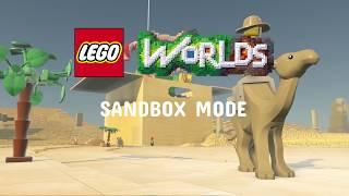 Trailer modalità Sandbox