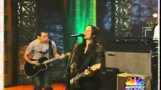 Alanis Morissette - Precious Illusions - Leno Tonight Show Performance [06-19-2002]