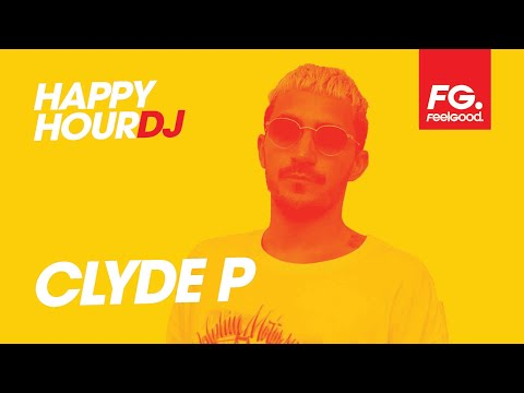 CLYDE P | HAPPY HOUR DJ | INTERVIEW & LIVE DJ MIX | RADIO FG