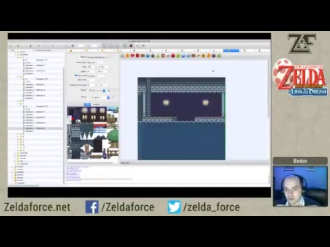 A Link to the Dream - Live Making -  Partie 15