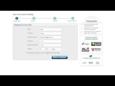 Simulazioni di trading online