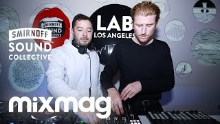 Harvard Bass and Shaded - Live @ Mixmag Lab LA 2017