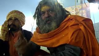 Process of becoming a naga sadhu