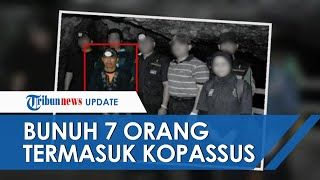 Pembunuh Berdarah Dingin dari Sukoharjo, Yulianto Sudah Bunuh 7 Orang Termasuk 1 Prajurit Kopassus