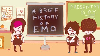 A Brief History Of Emo