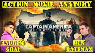 Captain America: Winter Soldier (2014)    Action Movie Anatomy