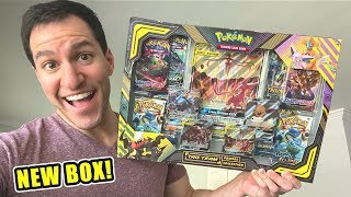 *NEW TAG TEAM POWERS COLLECTION BOX!* Pokemon Cards Opening!