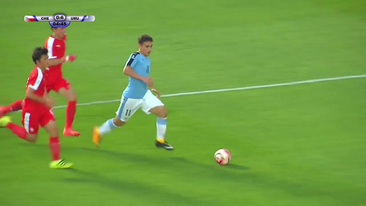 Uruguay 9 - 1 República Checa