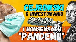 SDZ78/2 Cejrowski o inwestycjach, ubezpieczeniach i nonsensach 2020/9/28 Radio WNET