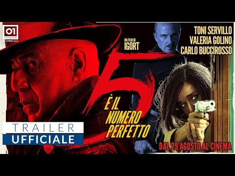 Trailer 5 è il Numero Perfetto di Igort