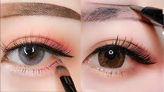 Beautiful Eye Makeup Tutorial Compilation ♥ 2019 ♥ #315 - Thủ