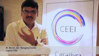 The CEEI Leadership Dialogue Feedback Manish Jain Loparex