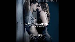Jamie Dornan - Maybe I'm Amazed (Full Song)