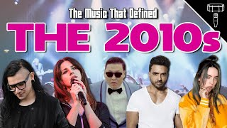 The Music That Defined The 2010s | Mic The Snare