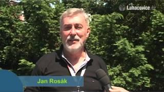 preview picture of video 'Jan Rosák o Luhačovicích'
