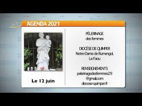 Agenda du 21 mai 2021