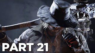 RESIDENT EVIL 8 VILLAGE Walkthrough Gameplay Part 21 - HEISENBERG'S STRONGHOLD (เกมเต็ม)