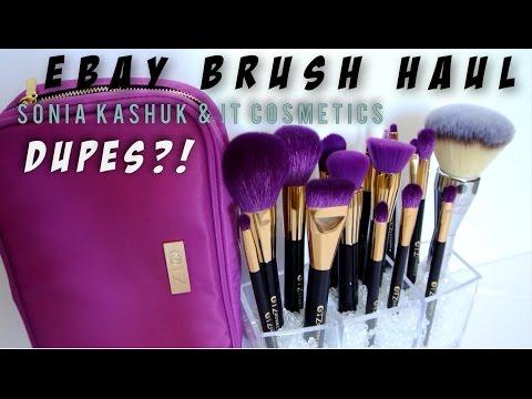 It Cosmetics x ULTA Airbrush Smoothing Foundation Brush #102 by IT Cosmetics #2