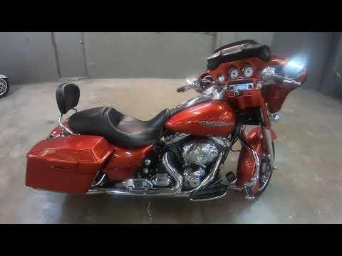 2011 Harley-Davidson Street Glide FLHX 103