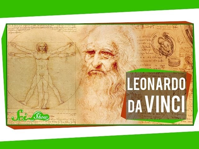 英語のleonardo da vinciのビデオ発音