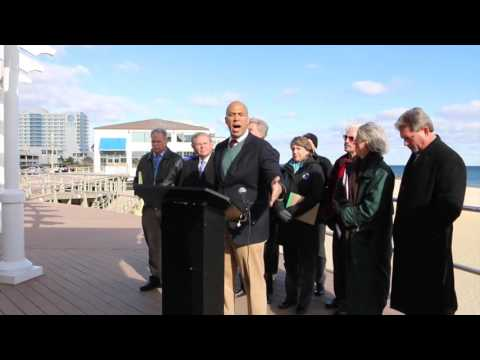 NJ.com: Long Branch environmental press conference