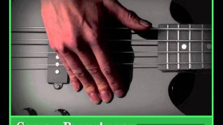 Back To Eden (F#) Donald Lawrence Bass Play-Along Track