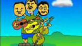 Hop trop Trojhlavá saň animace