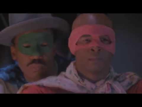 Blankman v Meteor Man (Batman v Superman fan trailer)