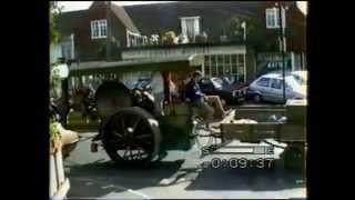 preview picture of video 'Steam Roller In Ticehurst'
