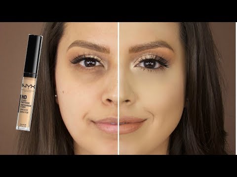 NYX HD Studio Photogenic Concealer | Review