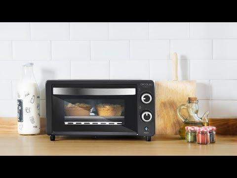 Horno de sobremesa Bake'n'Toast 450 1000W Cecotec