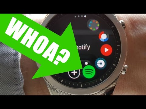 Complete Guide to Spotify and Samsung Gear S3 Smartwatch