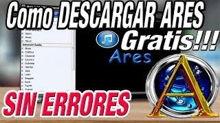 Descargar Ares 2018 SIN ERRORES EN 5 MINUTOS! [ACTUALIZADO]