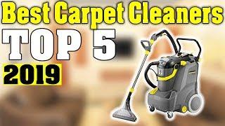TOP 5: Best Carpet Cleaner 2019