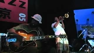 Herbie Hancock Actual Proof live in 2005 Marcus Miller Terri Lyne Carrington Roy Hargrove