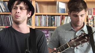 Foster The People: NPR Music Tiny Desk Concert