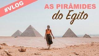 O QUE FAZER NO CAIRO? PIRÂMIDES GIZÉ, ESFINGE E TESOUROS DE TUTANCAMÔN | EP1 Egito | Prefiro Viajar