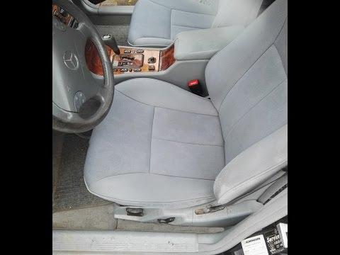 Autositze reinigen super einfach !!!