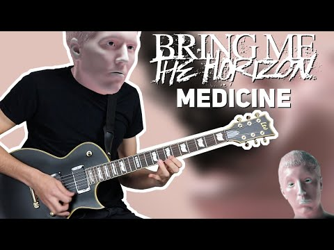 BRING ME THE HORIZON | MEDICINE | GUITAR COVER + TABS