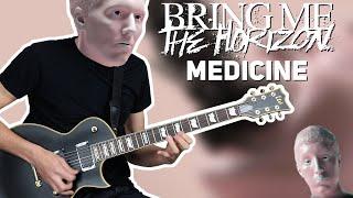 BRING ME THE HORIZON | MEDICINE | GUITAR COVER + TABS