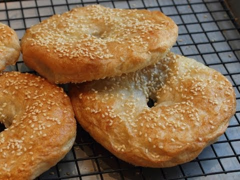 San Francisco Style Bagels – How to Make Bagels