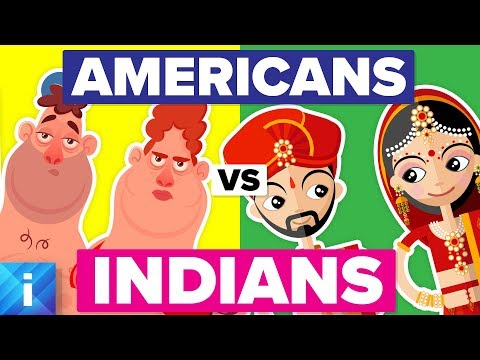 Download Average American Vs Average Indian - How Do They Compare? People Comparison HD Mp4 3GP Video and MP3