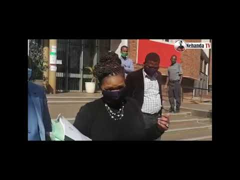 WATCH: Hopewell Chin'ono surviving on biscuits and water in prison – Beatrice Mtetwa
