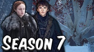 Does Bran See Something Terrible In Sansa's Future?