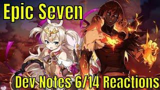 Epic Seven: Dev Notes 6/9/Episode 2 Coming June 13th - Самые лучшие