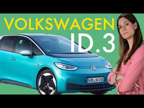 Volkswagen ID.3. Typisch VW - zum Teil.